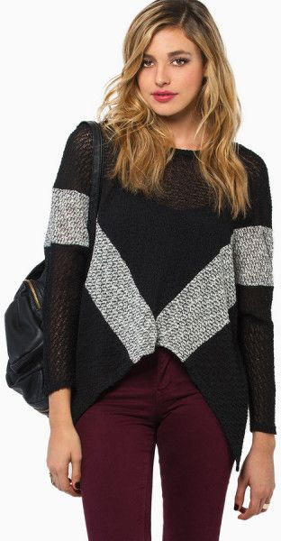 Casual Friday Sweater - Lyst