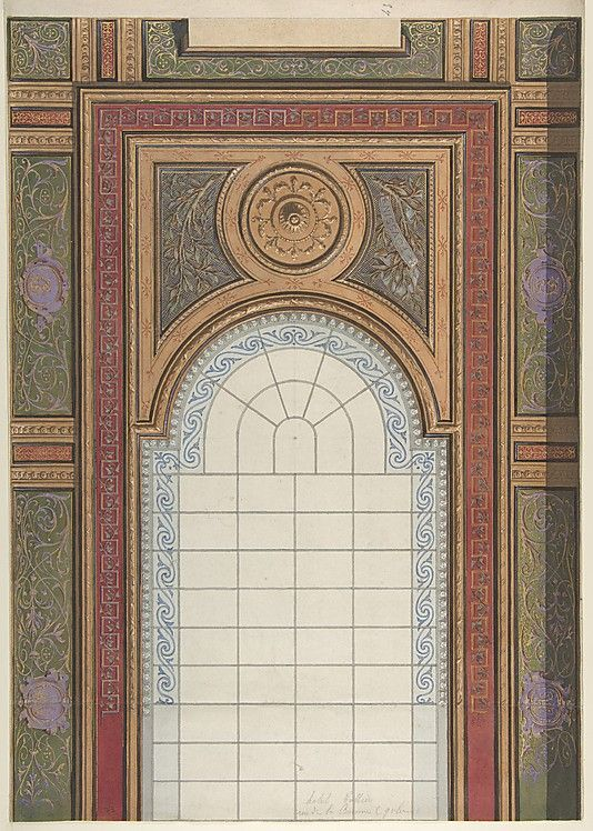 Gallery Ceiling Design, Hôtel Cottier Render Pinterest