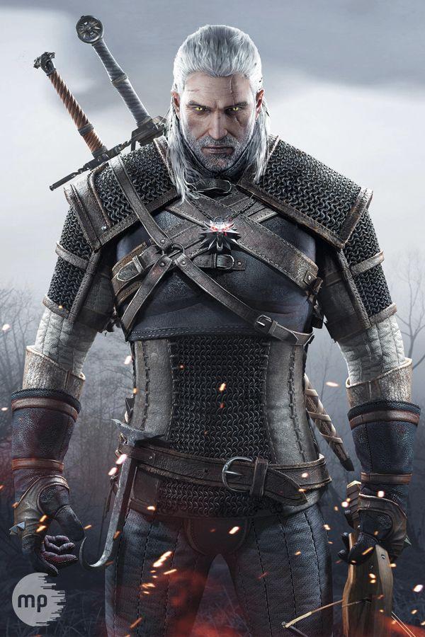 Geralt Von Riva - Der Hexer Besetzung