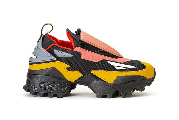 Reebok by Pyer Moss Experiment 4 Fury Trail From SS20 Runway