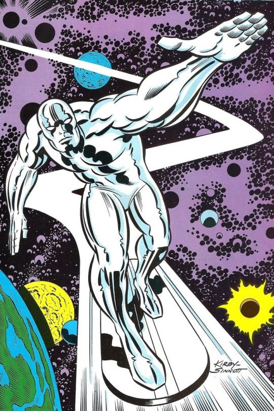 Pin by h on [Ag] surfer Silver surfer comic, Silver