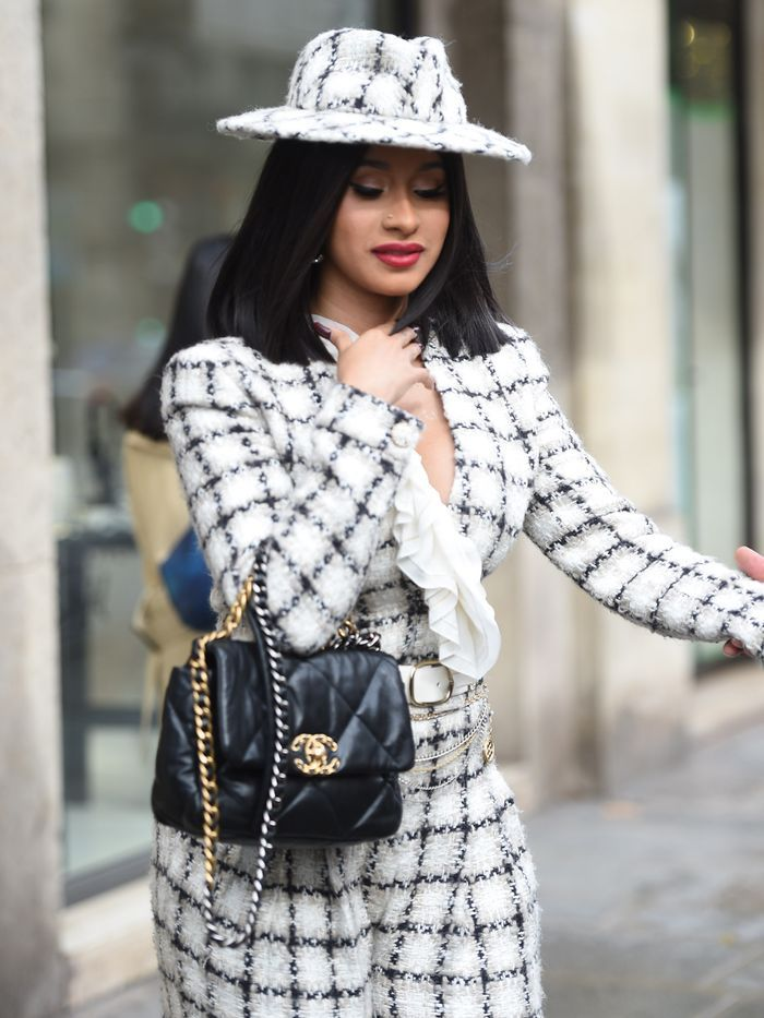 These 9 Celebs Always Have the Best Chanel Bags