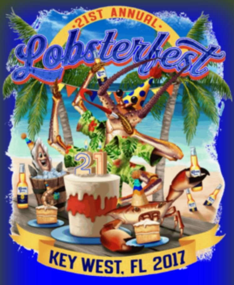 Early August event, look forward to it every year🦀🌅 Key
