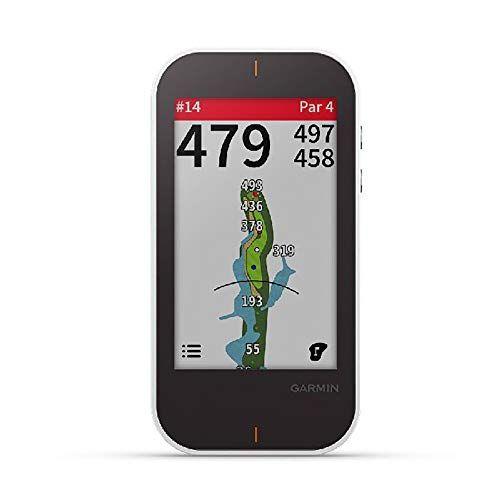 Garmin Approach G80 Allinone Premium GPS Golf Handheld