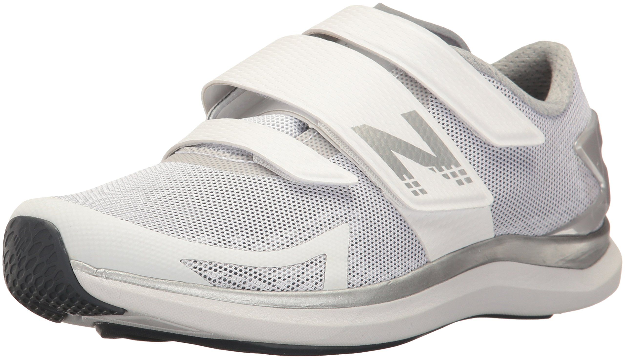 New Balance Womens Indoor Cycling Shoe White Thunder 8 5 B Us