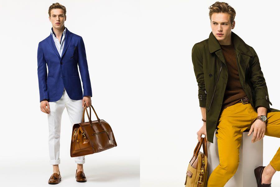 Massimo Dutti Spring/Summer 2015 Men's Lookbook