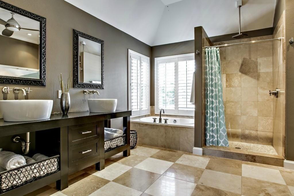 Modern Master Bathroom Designs: 25 Best Ideas For Creating A Contemporary Bathroom
