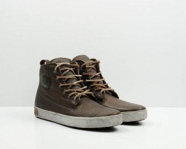 Zapatos negros Blackstone para hombre YqFbgNsXW