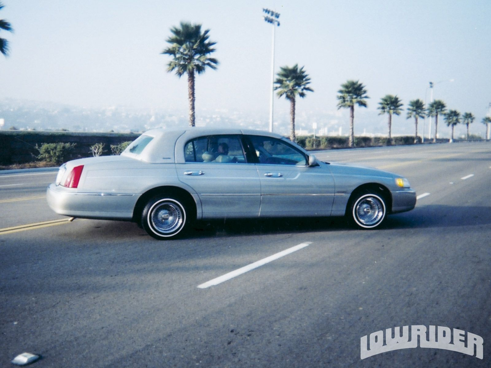 Custom Lowrider Readers Rides Jason 1998 Lincoln Town Car