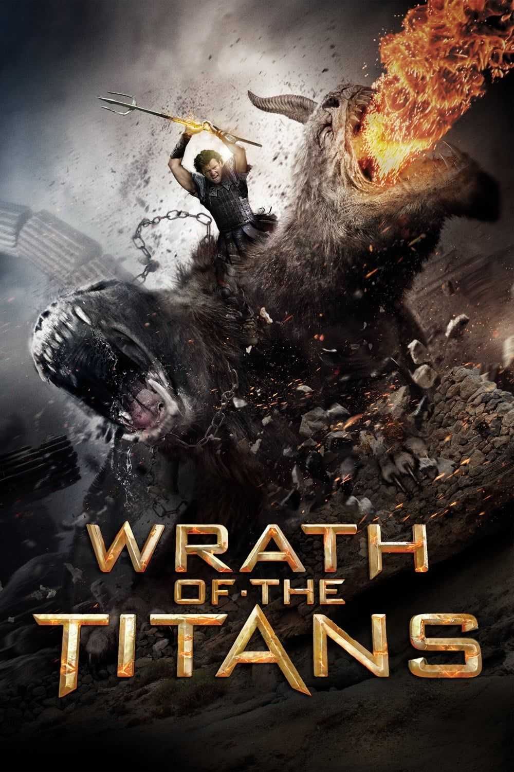 Wrath of the Titans (2012) (Dengan gambar) | Film