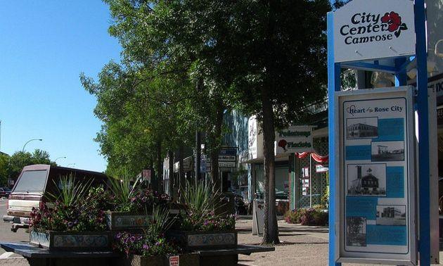 duggan mall camrose - Google Search