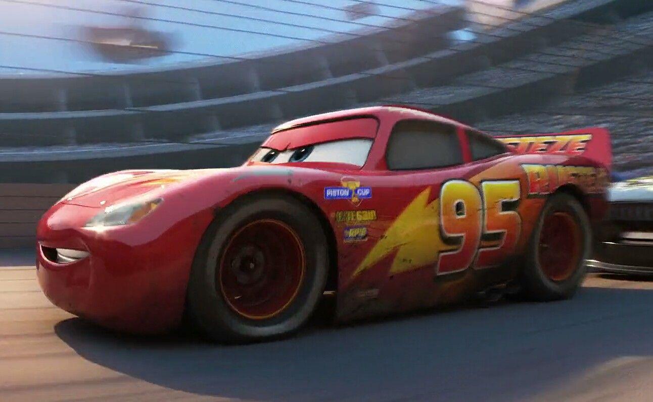 Lightning Strikes Storm Cars 3 Cars Movie Disney Cars