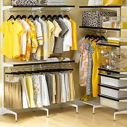 Etonnant Closet Free Standing  Love The Rack/stands  Easy Cleaning The Floor  No
