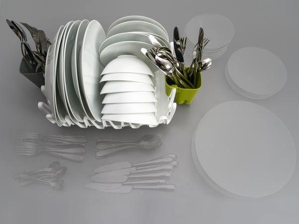 Ilo Clam Shell Dish Drainer