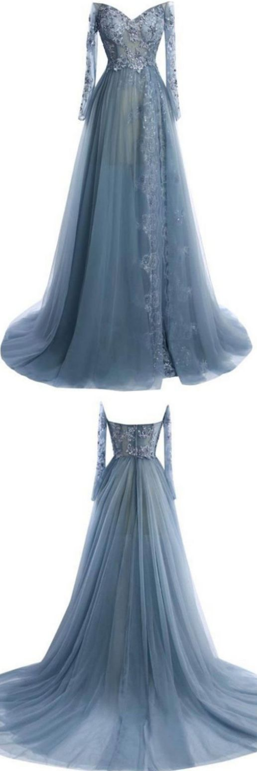 Princess evening dresses grey alineprincess evening dresses a