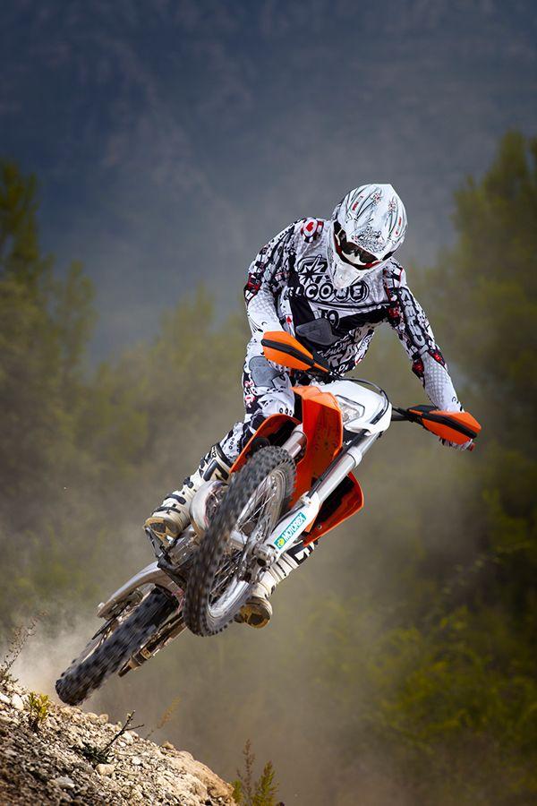 Off Road Motorbikes Ii On Behance Motorcross Bike Ktm Dirt