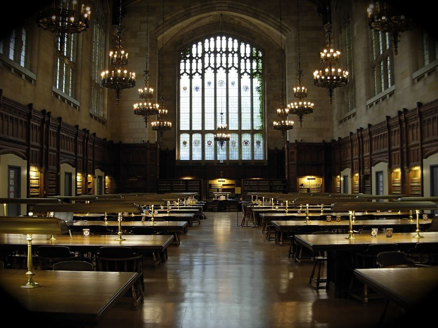162 Of The Most Majestic Libraries In The World College