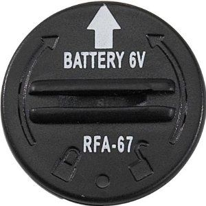 New PetSafe 6-Volt Lithium Battery (2 Batteries per Pack) $6.89