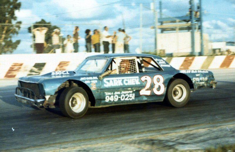 Florida Racing Memories Stock car racing, Old race cars