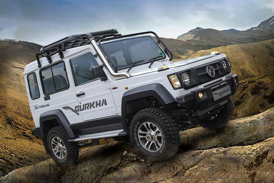 Force Gurkha Xtreme Launched Officially Priced At Rs 12 99 Lakhs Latest Cars Upcoming Cars Product Launch