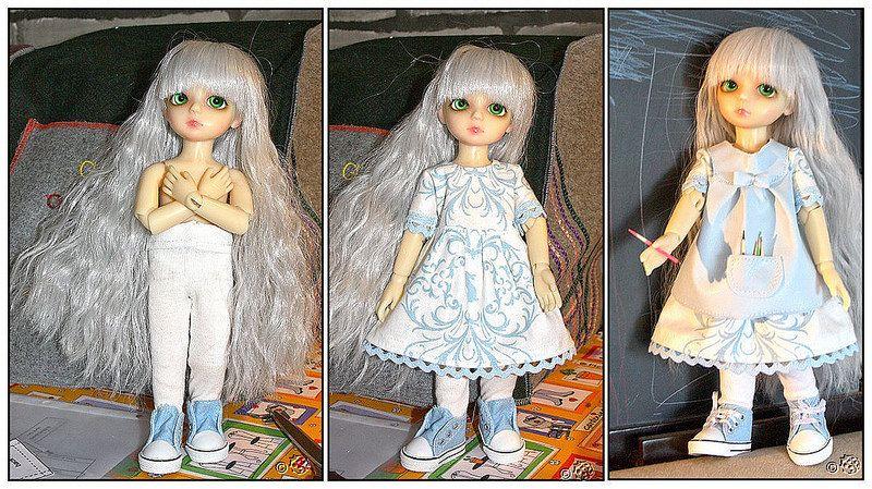 DressForEla1   von Kaeferchens Puppenwelt
