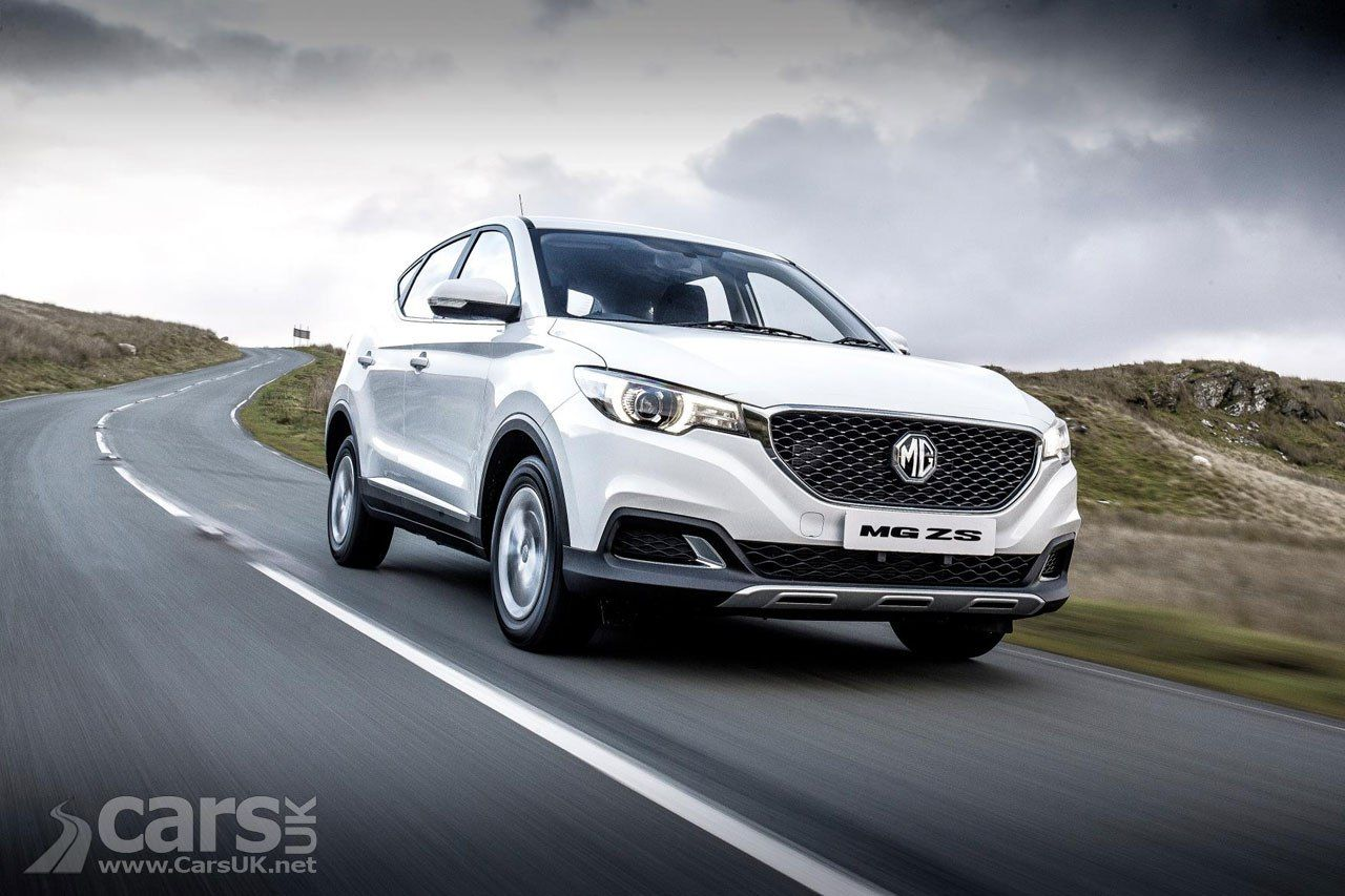 New Mg Zs Compact Suv Goes On Sale In The Uk Cars Uk Cars Uk Compact Suv Suv