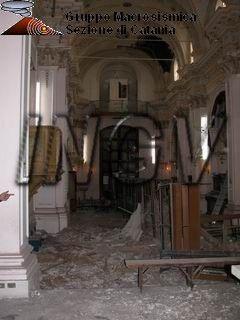 Bongiardo, Chiesa di Maria SS. del Carmelo: dettaglio interno