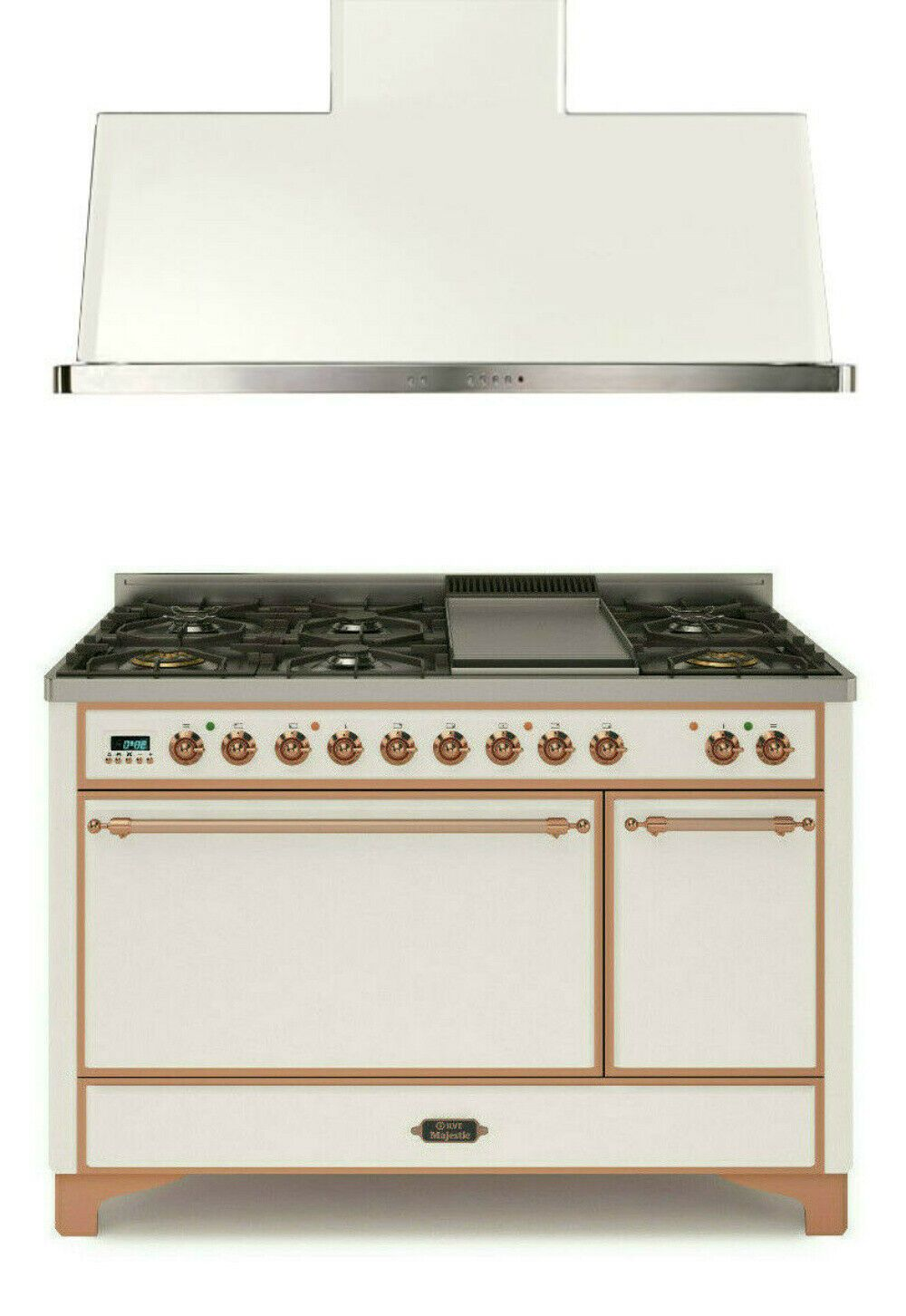 Ilve range in 2020 double oven oven cooktop oven