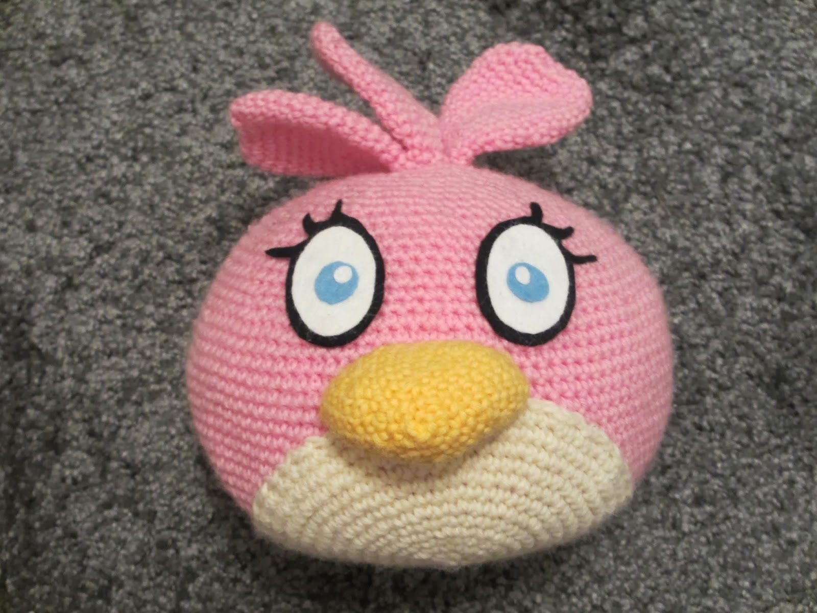 Minnin tehtailut: Angry Birds Pink Stella ja Piglet