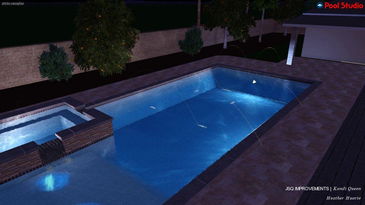 Pool Studio   3D Swimming Pool Design Software
