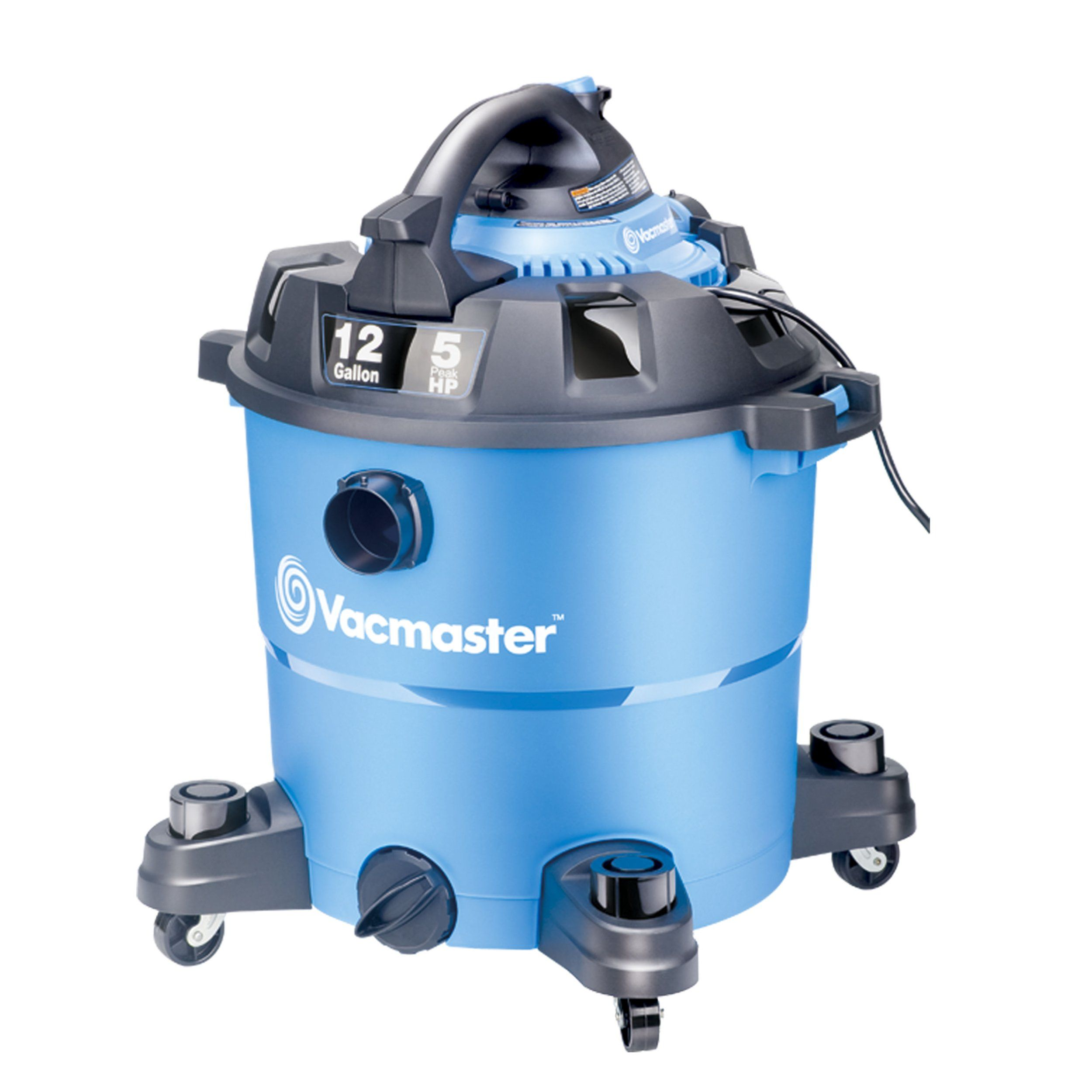 Vacmaster Vbv1210 Detachable Blower Wet Dry Vacuum 12 Gallon 5 Peak Hp Wet Dry Vacuum Shop Vacuum Wet Dry Vacuum Cleaner