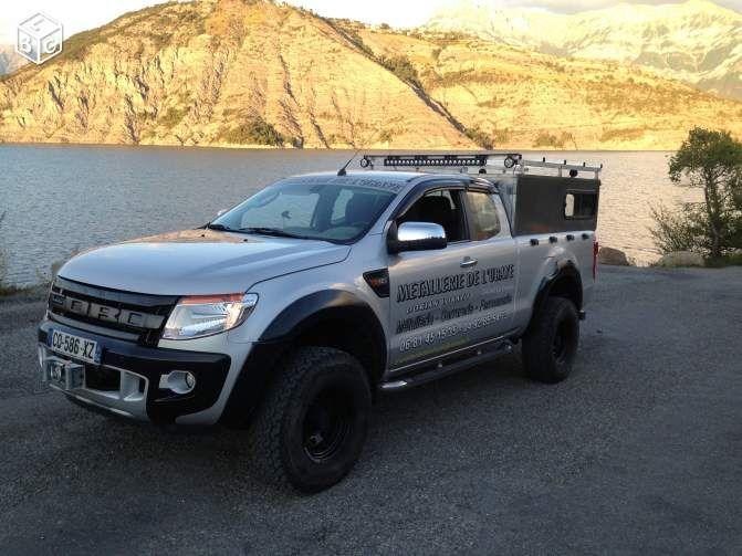 Ford Ranger Xlt Sport 4x4 Tva Recup Avec Hard Top Utilitaires Alpes