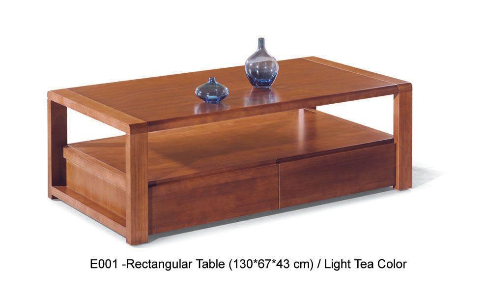 Wooden Living Room Table - Kaisoca.Com