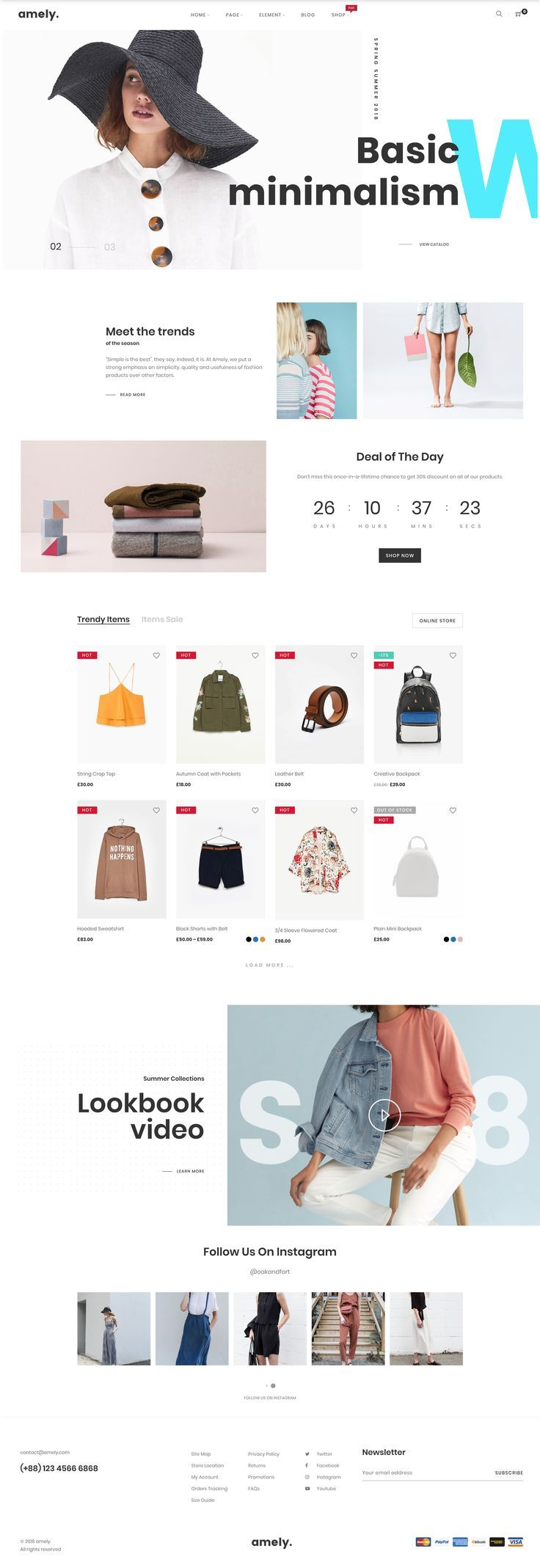 24 Best ecommerce template shops for July 2020