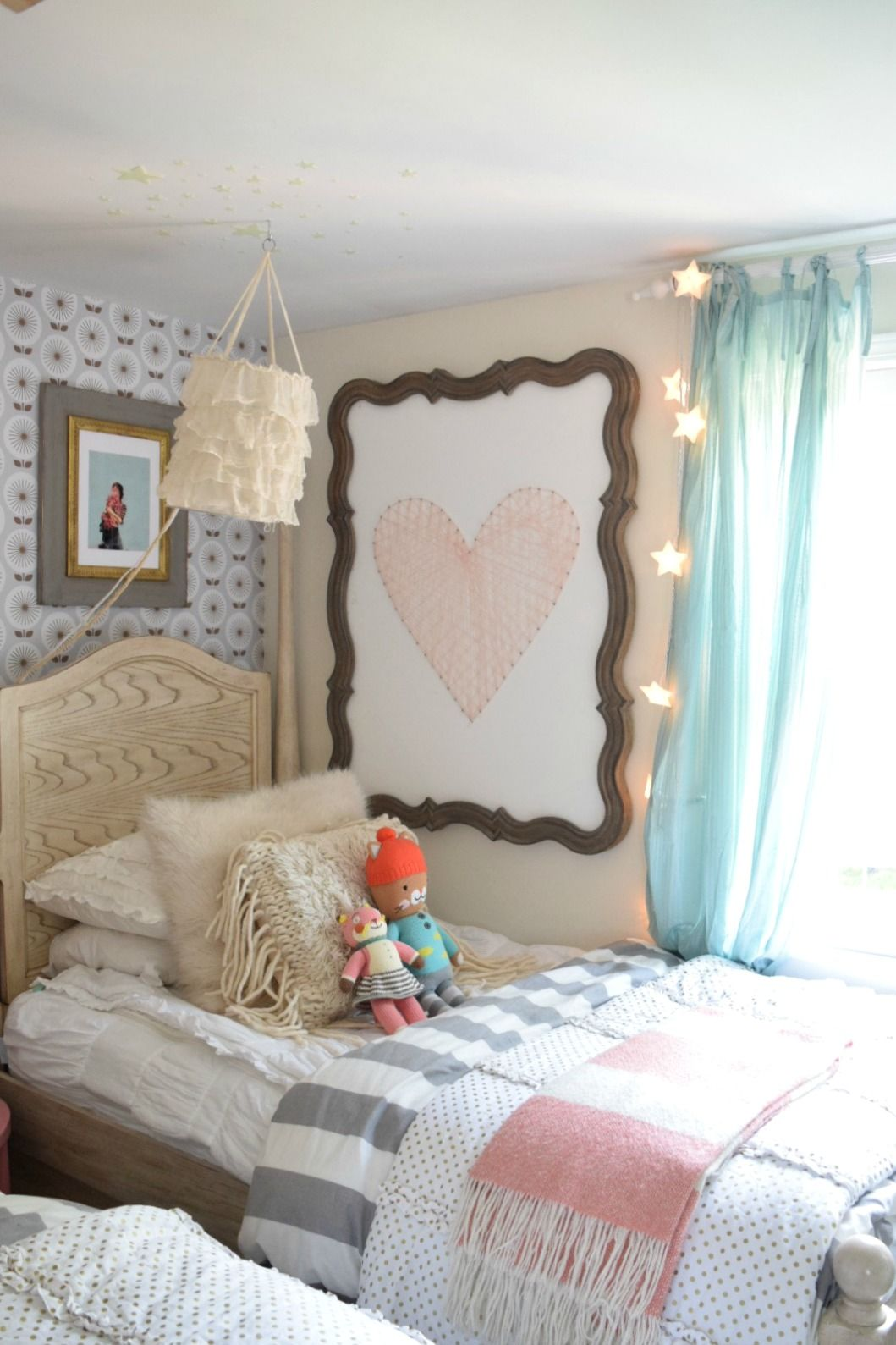 fall home tour simple fall decor changes in our cape on cute girls bedroom ideas for small rooms easy and fun decorating id=20818