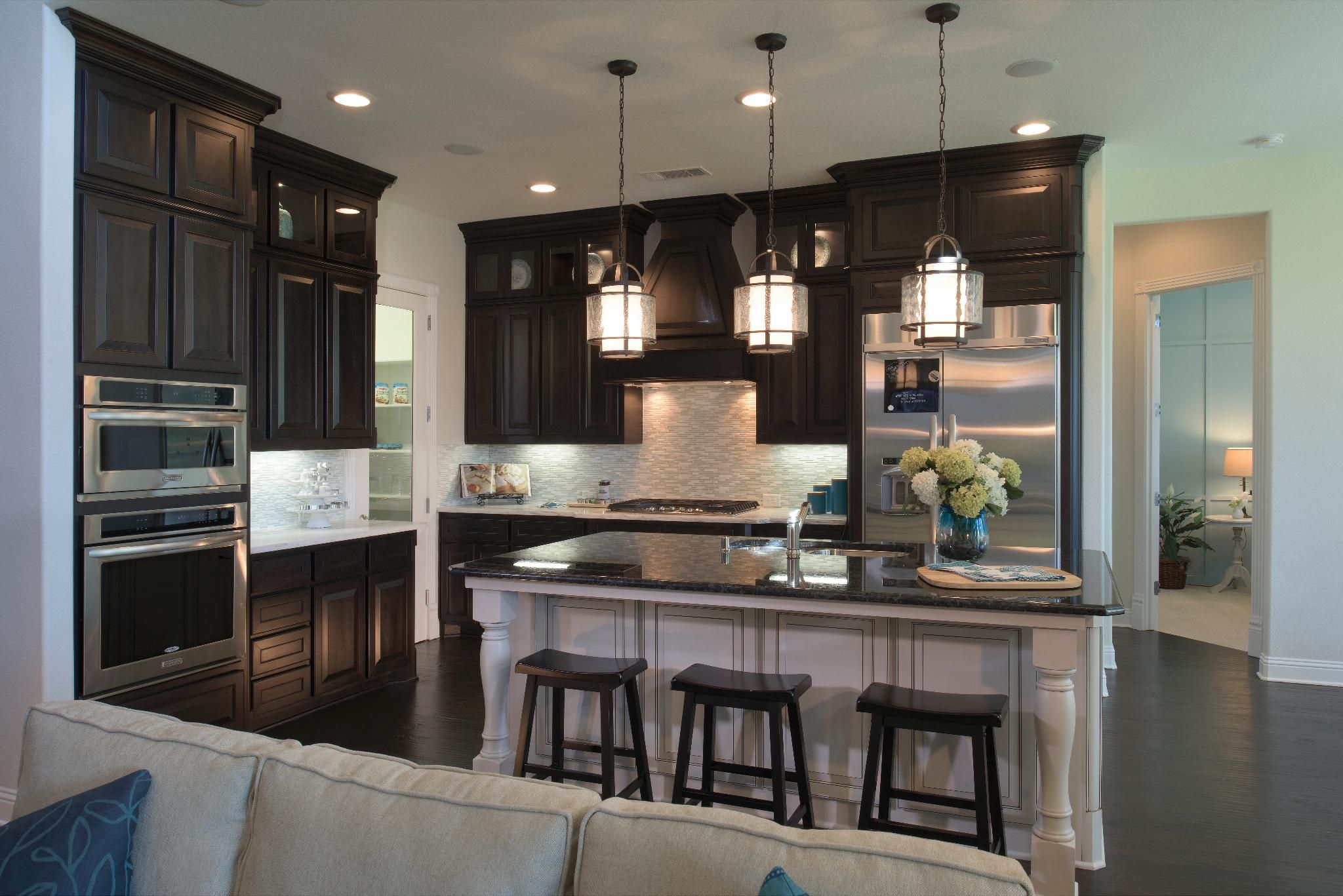 Toll brothers at canyon falls tx kitchens pinterest best kitchens ideas Kitchen design brookfield ct