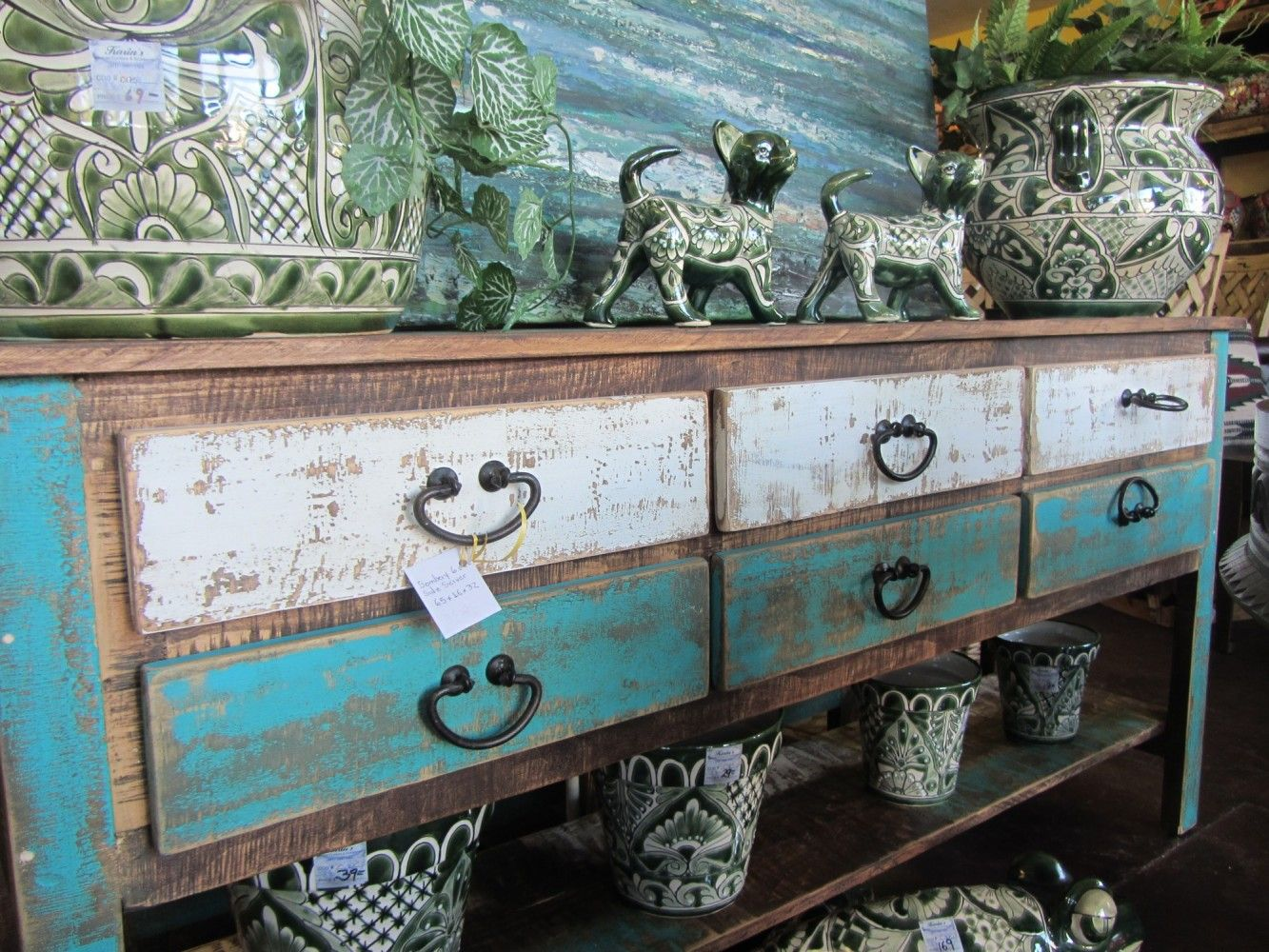 Distressed Beach Furniture We Carry A Variety Of