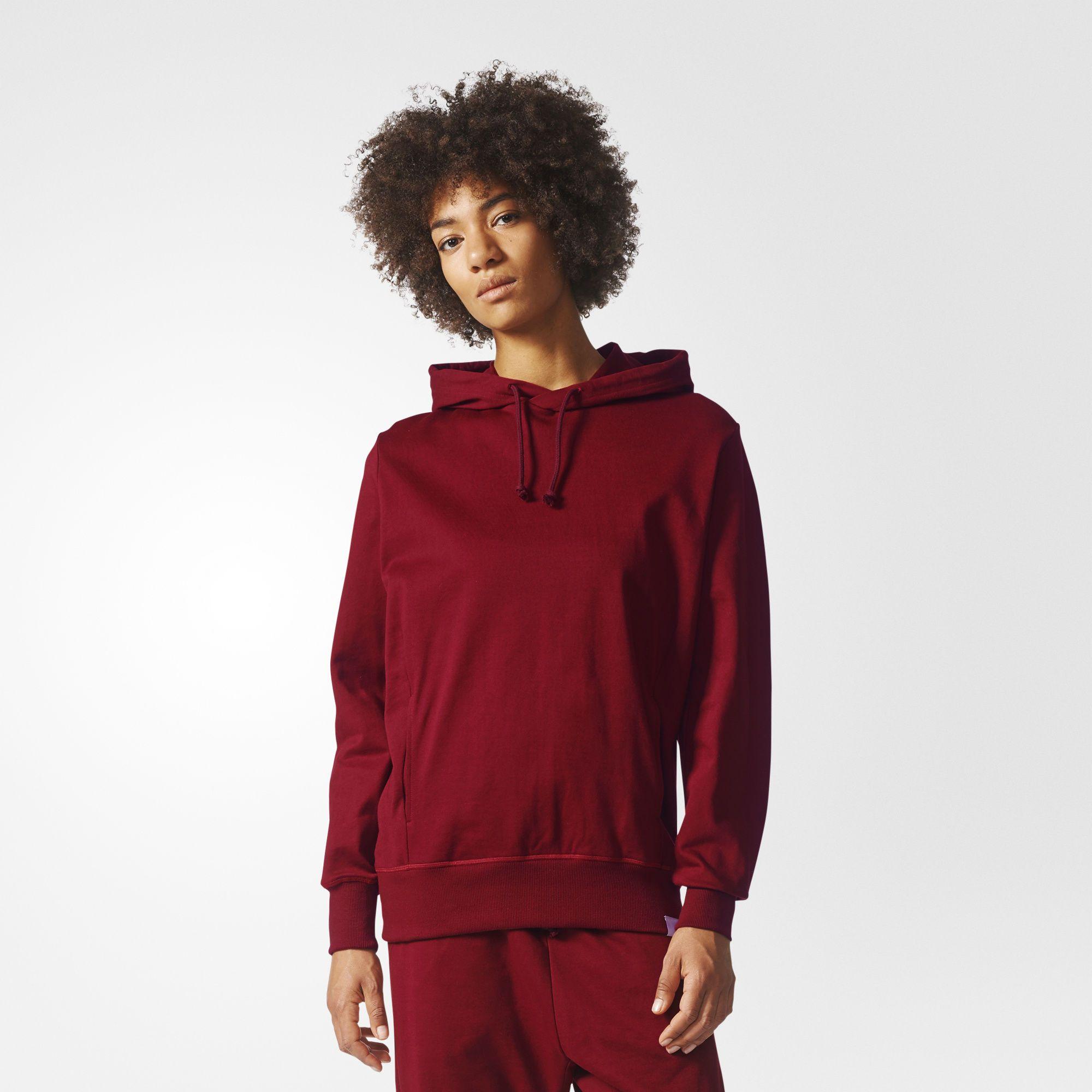 adidas XBYO Hoodie - Womens Hoodies & Sweatshirts