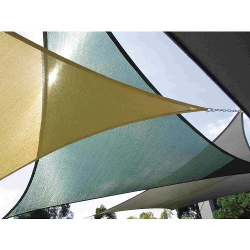 Gale Pacific Coolaroo Triangle Shade Sail Ace Hardware