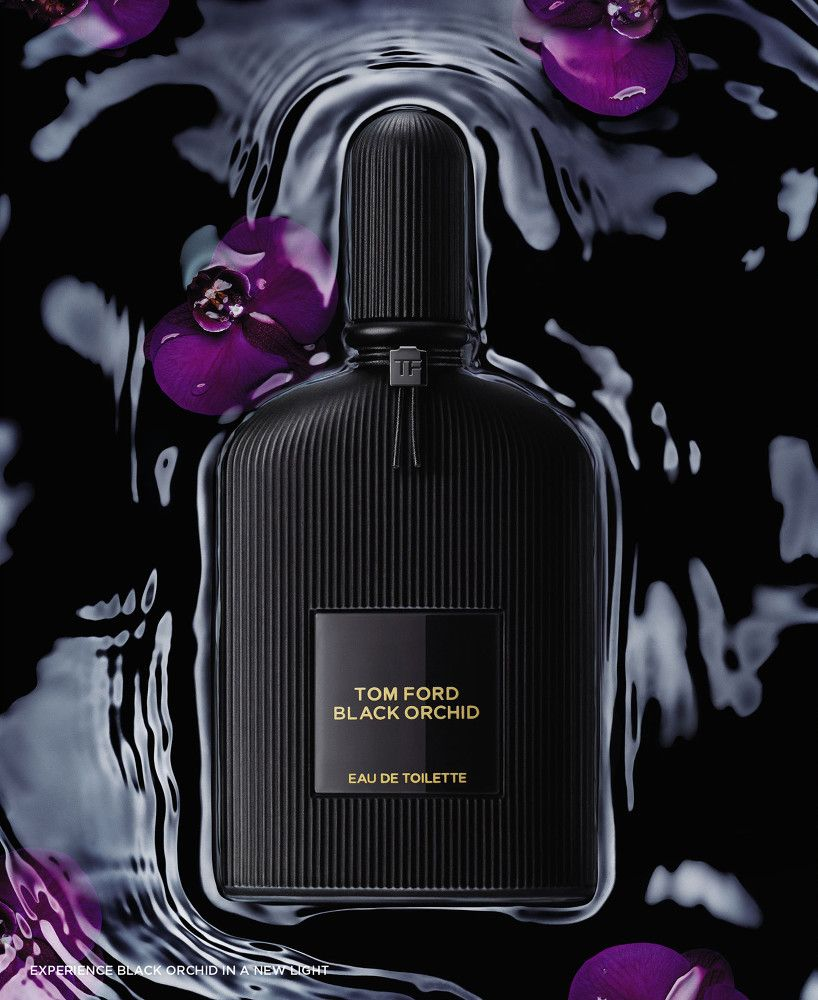 Pagetitle Perfume Perfume Photography Tom Ford Black Orchid
