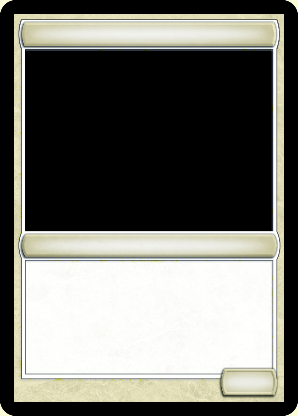 Mtg Monowhite Creature Template Magic The Gathering Magic The Gathering Cards Magic Cards