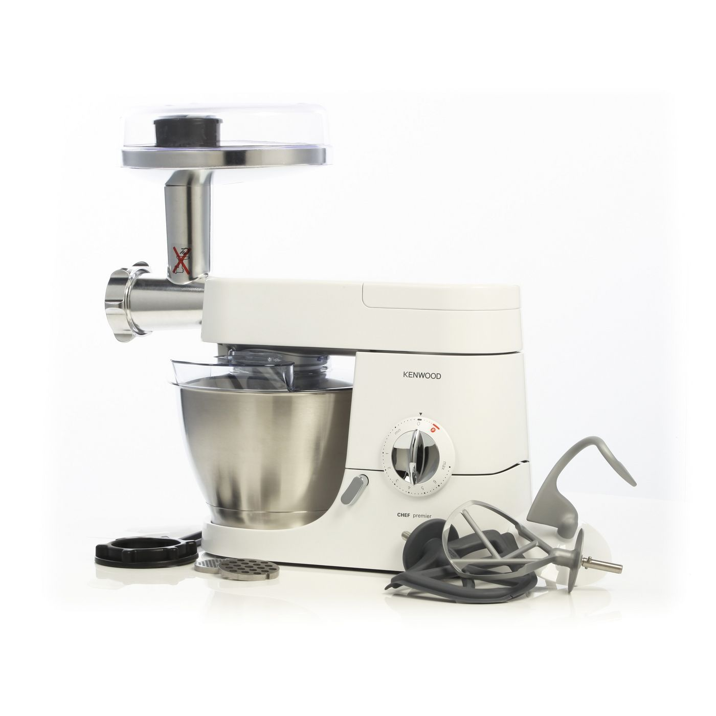 Kenwood Kmc510 Premier Chef 1000w Food Mixer At The Good