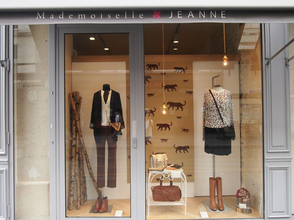 Mademoiselle JEANNE - 55, rue de la Roquette 75011 PARIS