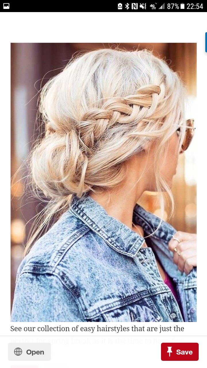 Pin by amanda mccormack on work hairstyles in pinterest