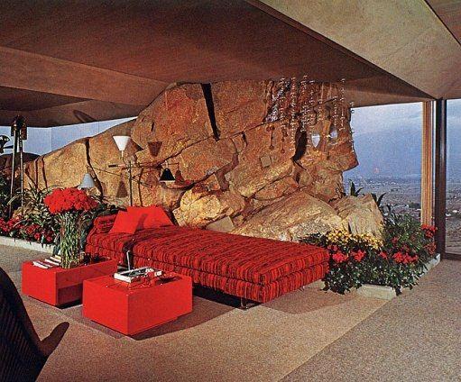 Arthur elrod vintage interior pinterest mobilier de - Idees decors du milieu du siecle salon ...