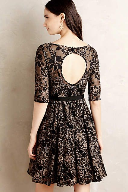 Blooming Burnout Dress - anthropologie.com