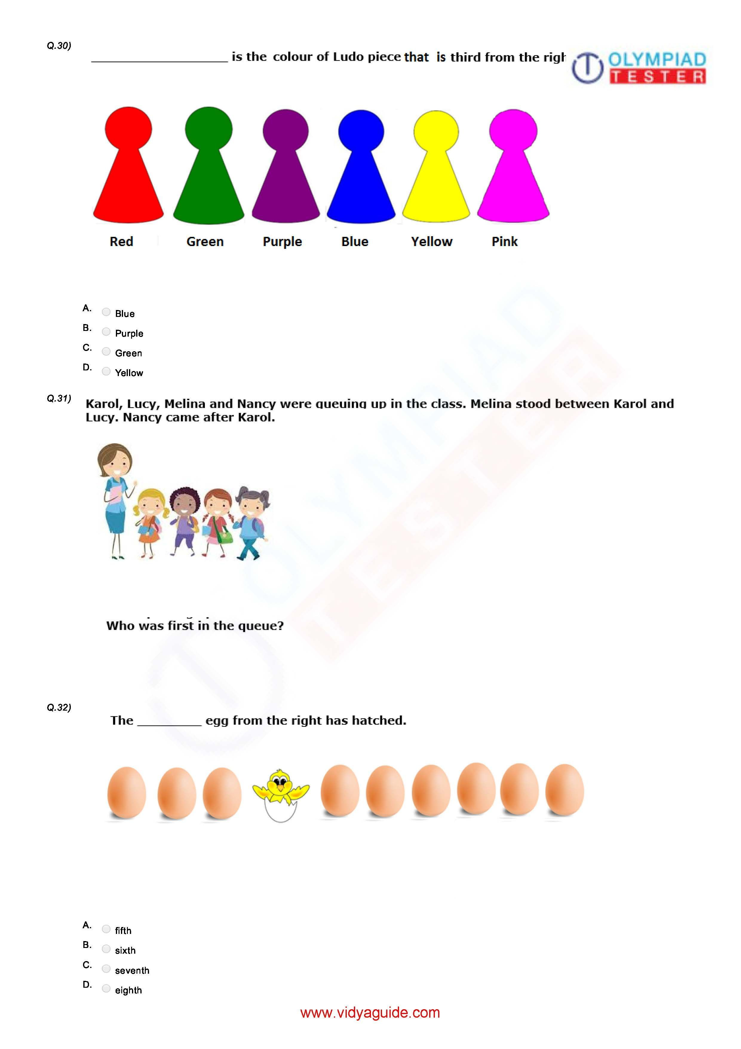 Download Grade 1 Mathematics Printable Worksheets Or