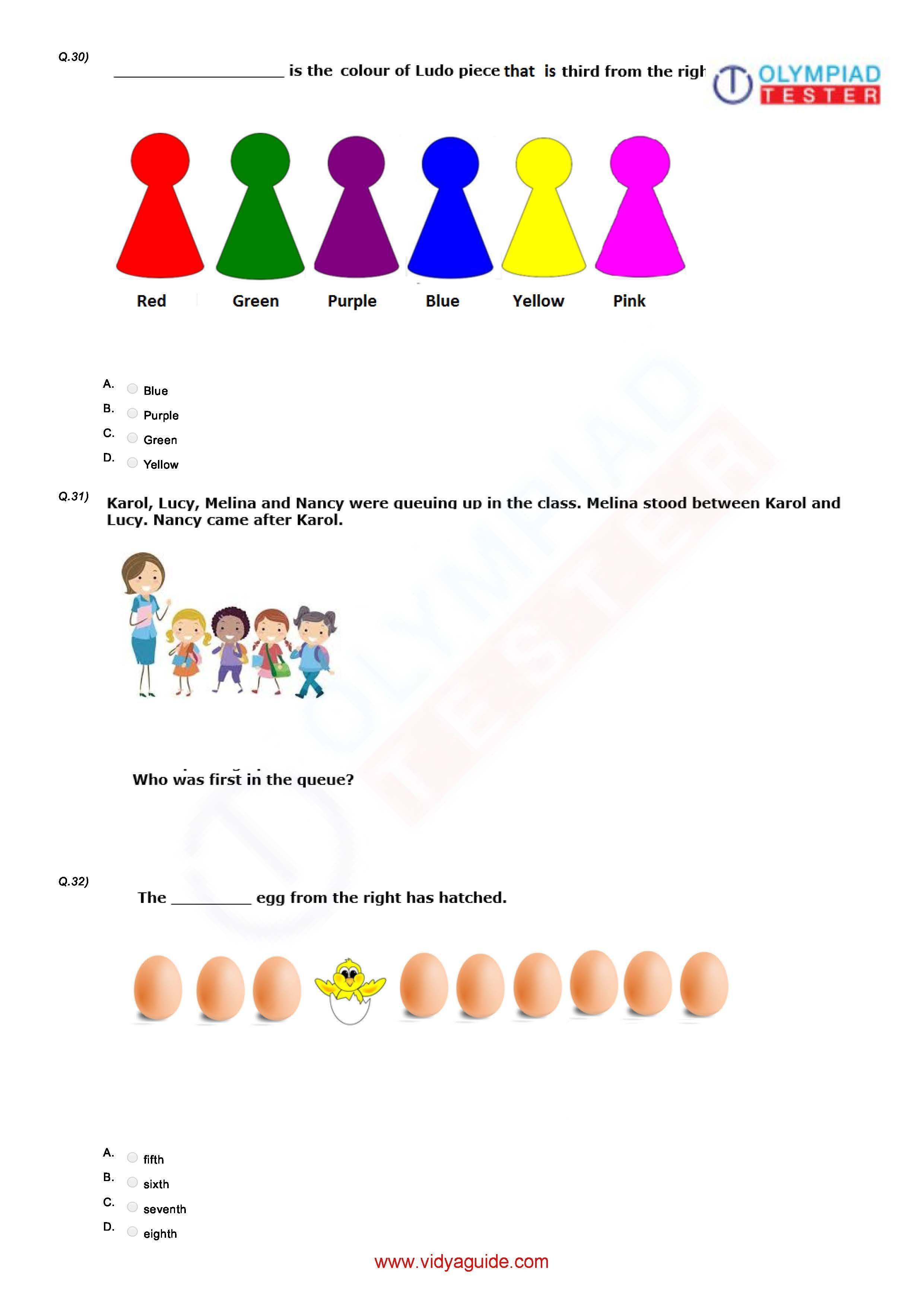 Download Grade 1 Mathematics Printable Worksheets Or