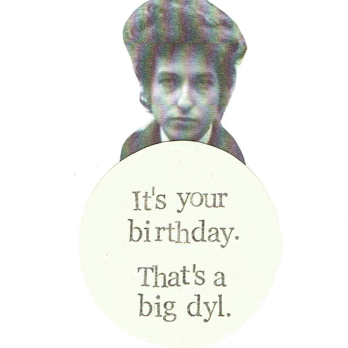 Happy Burtday Card – Burt Reynolds Birthday Card
