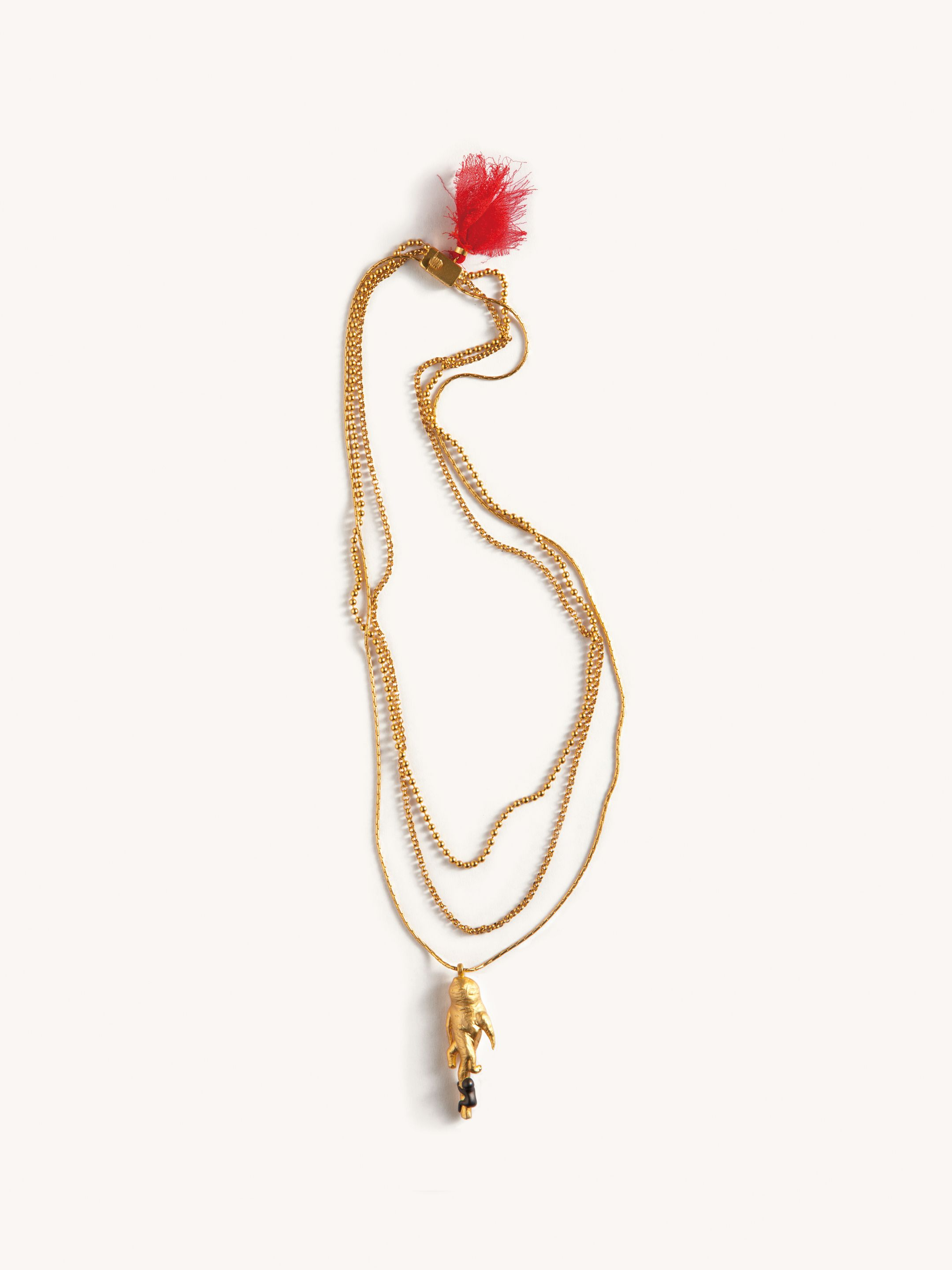 Ginseng Necklace
